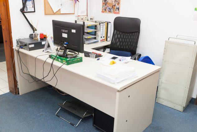 בטיחות במשרד
