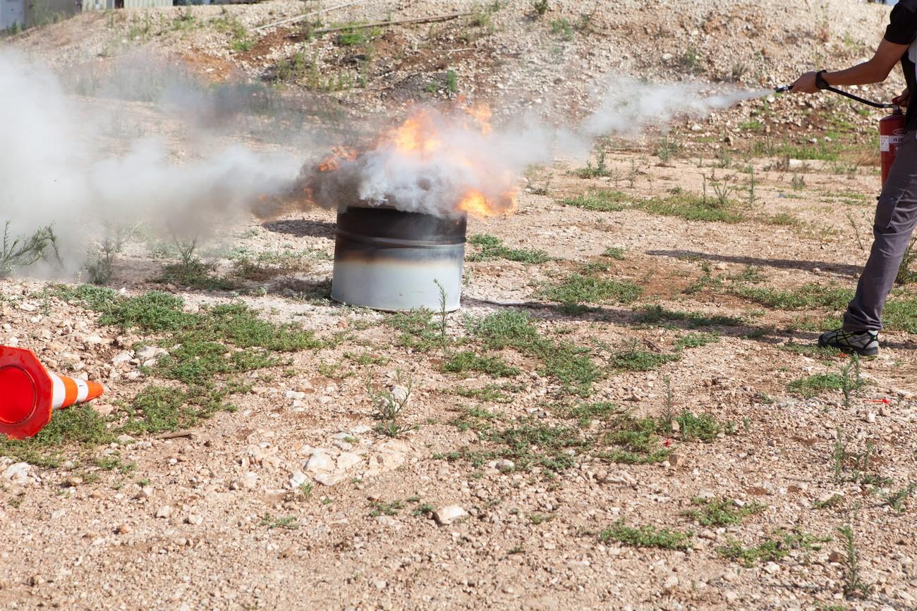 הדרכות בטיחות באש