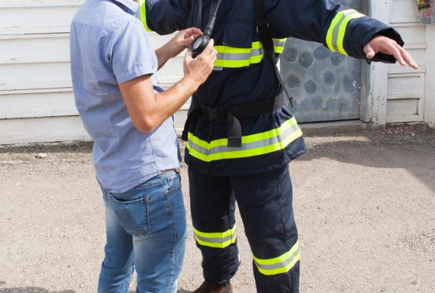 הדרכות בטיחות באש במקום העבודה