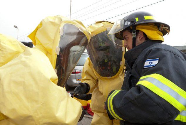צוות חירום – בעזרת ה.ב בטיחות נערכים בהתאם