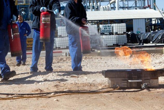 הדרכות בטיחות אש – סימולטור כיבוי אש, סימולטורי דיגיטלי