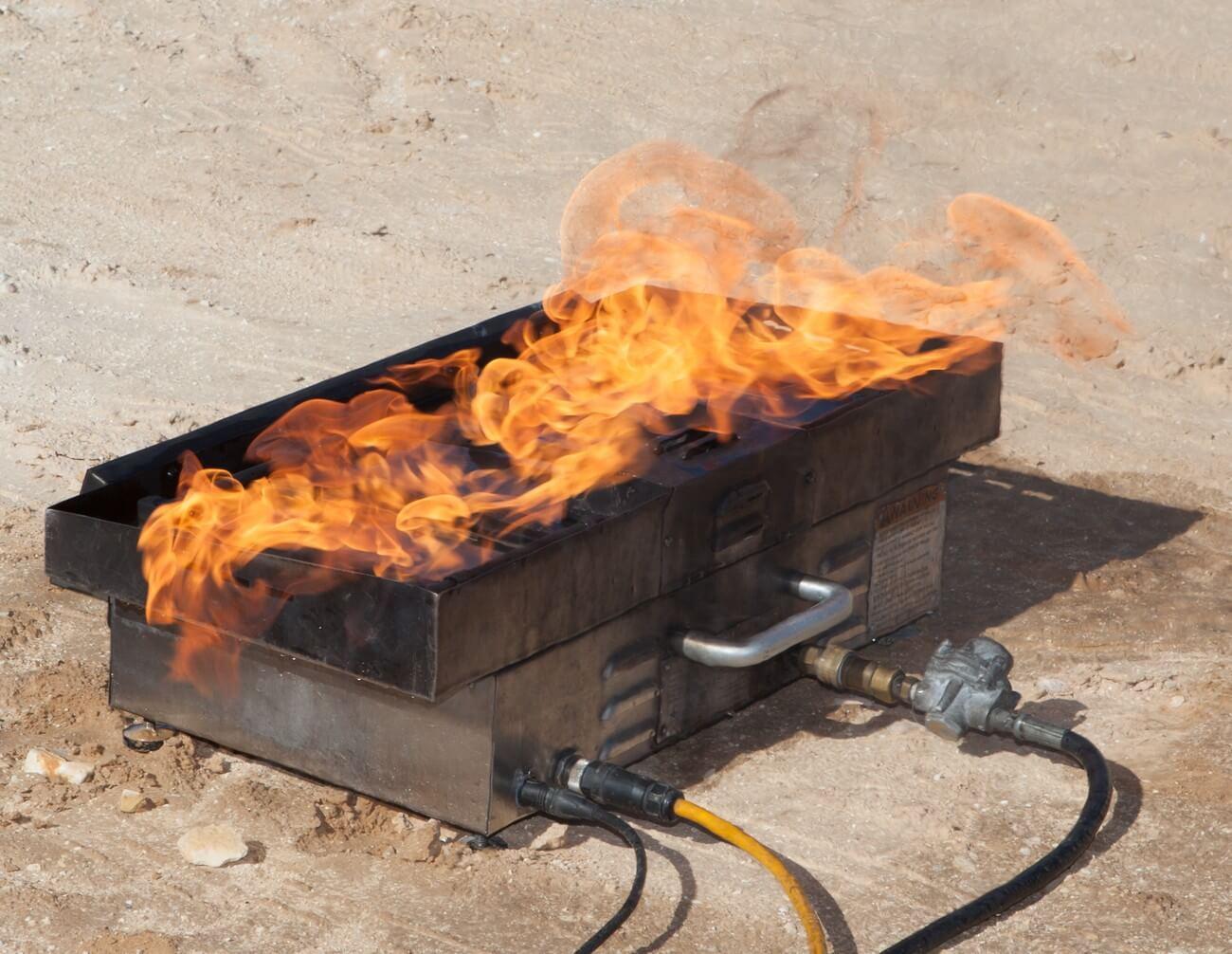 תוכנית בטיחות אש