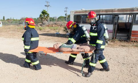 אירוע חירום חילוץ סע